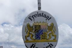 Grenze Bayern - Österreich