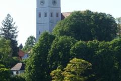 Schloßkirche Ebersberg.