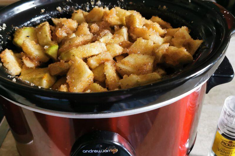 Apple butter - Apfelkraut