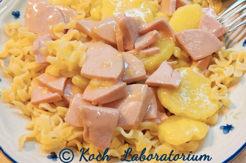 Saure Kartoffelrädle - Schwäbisches Gericht
